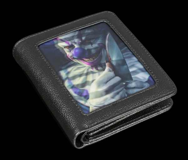Preview: Wallet with 3D Picture - Mischief Clown