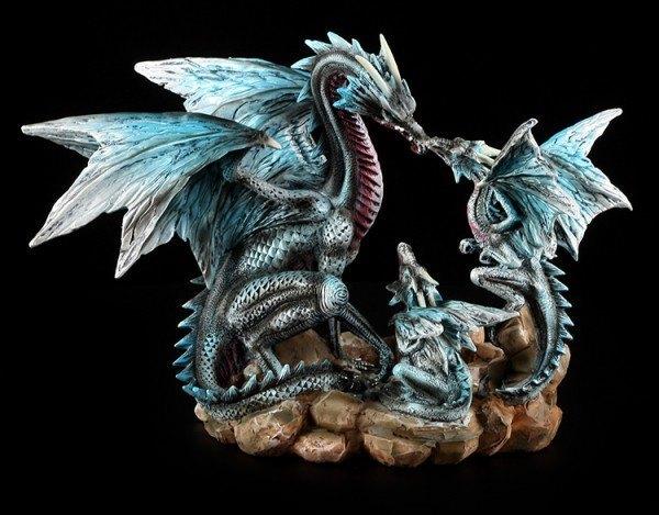 Dragon Figurine - Dragona