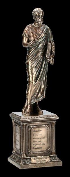 Aristoteles Figur - Griechischer Philosoph