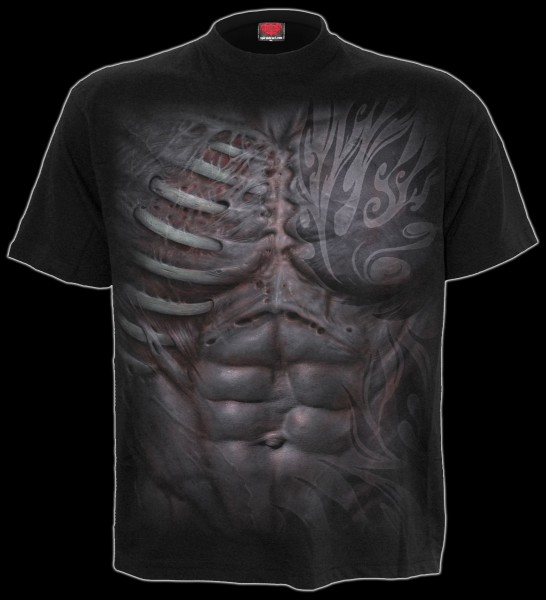 Ripped - Spiral Gothic T-Shirt