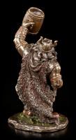 Viking Figurine with Tankard