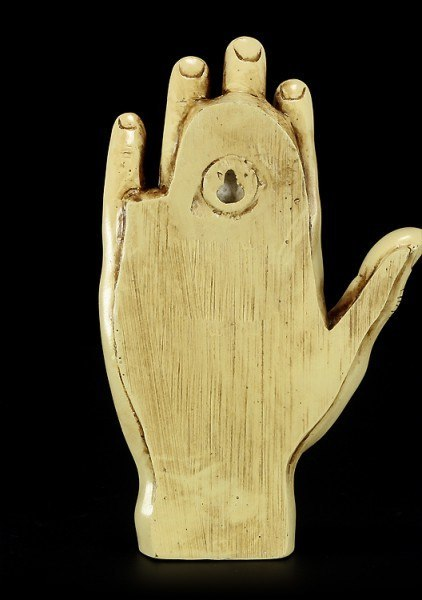 Wandrelief - Wahrsager Hand - groß