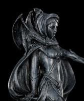 Witch Figurine - Savanna Summon Dragonfire with LED