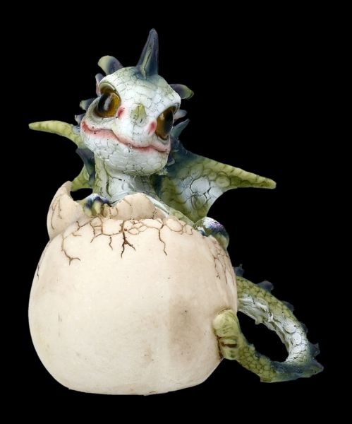Dragon Figurine - Hatchlings Emergence large - Taby