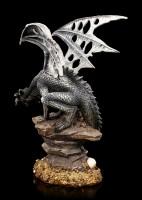 Dragon Figurine - Baal with Treasure