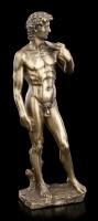 David Figurine by Michelangelo small
