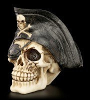 Skull - Pirate with Eye Patch