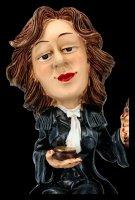 Funny Job Figur - Richterin mit Hammer