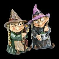 Mystical Witches - Set of 2