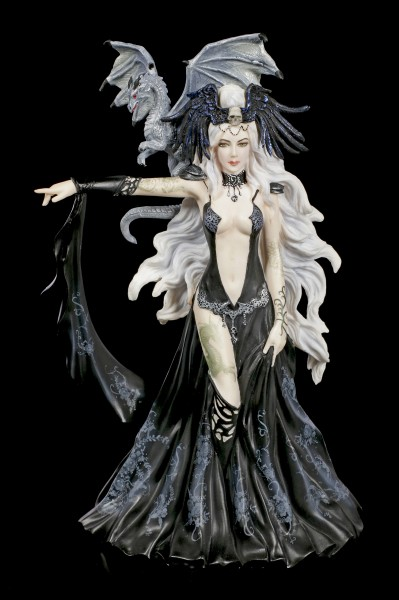 Preview: Witch Figurine - Queen of Havoc by Nene Thomas