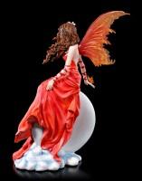 Elfen Figur - Crimson Lili by Nene Thomas