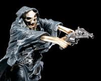 Skeleton Figurine - Gunslinger Reaper