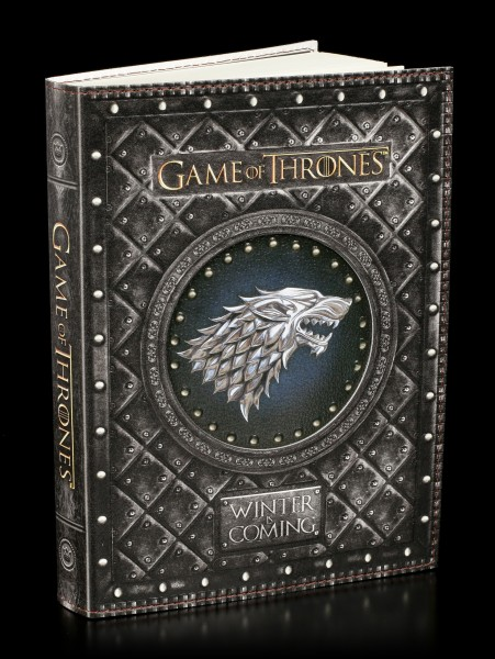 Game of Thrones Journal - Winter is Coming