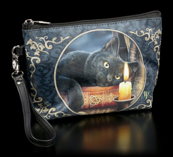Toilet Bag with Cat - Witching Hour