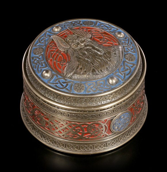 Viking Box of Odin