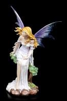 Fairy Figurine - Aerandir with white Pigeon