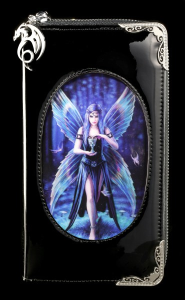 Gothic Purse with 3D Picture - Fairy Enchantment