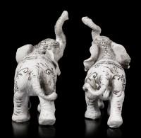 Elefanten Figuren - Henna Harmony - 2er Set