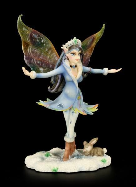 Fairy Figurine - Snow Queen - limited