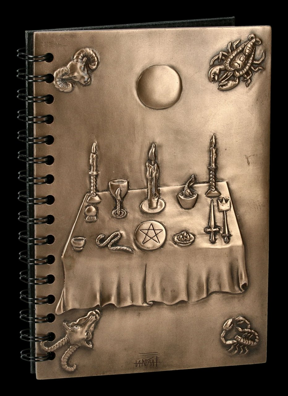 Journal - Witchcraft by Tina Tarrant