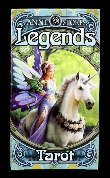 Tarot Cards - Anne Stokes Legends