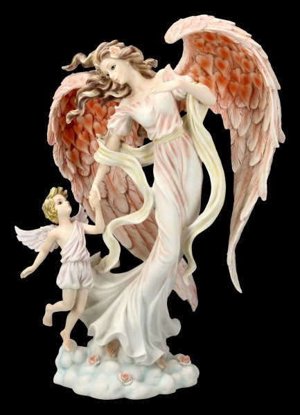 Angel Figurine - Play with me