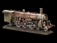 Steampunk Figurine - Locomotive