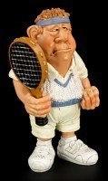 Tennisspieler - Funny Sports Figur