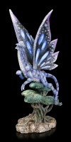 Drachen Figur - Papilio mit Schmetterlingsflügeln