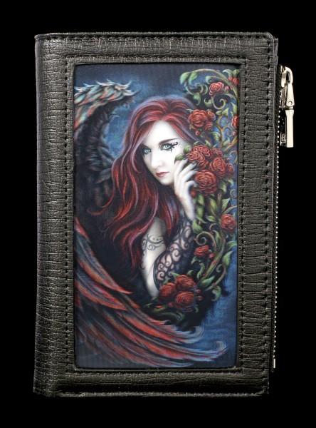 Wallet with 3D Angel - Daemon La Rosa
