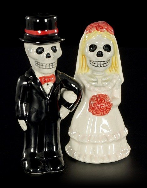 Love Never Dies II - Salt and Pepper