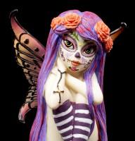 Elfen Figur Esmeralda - Sugar Skull Fairy