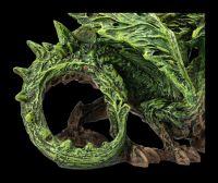 Drachenfigur - Forest Wing grün