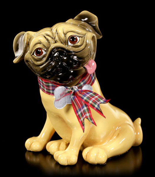Dog Figurine - Pug Podge - Little Paws