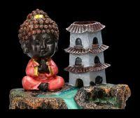 Backflow Incense Burner - Buddha Zen Temple