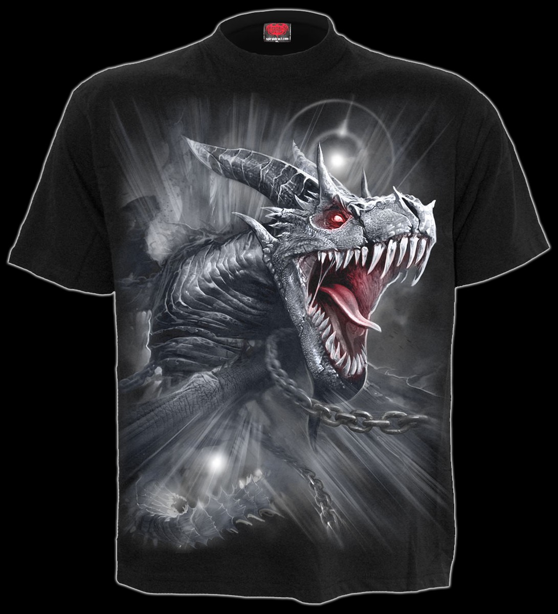 Drachen T-Shirt - Dragon's Cry