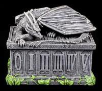 Tarotkarten Schatulle mit Drachen - Fortune's Keeper