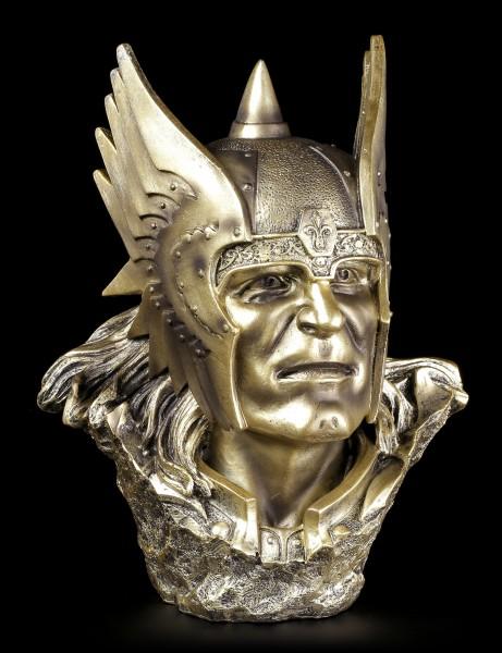 Viking Bust - Thunder God Thor
