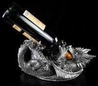 Dragon Wine Bottle Holder - Guzzler