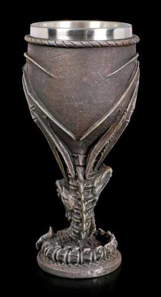 Drachen Kelch - Fossilised Goblet