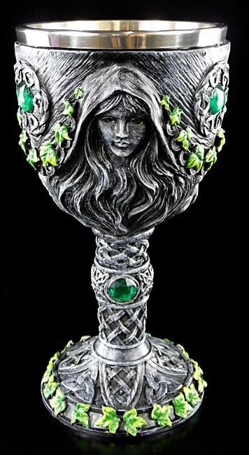 Hexen Kelch - Three Witches