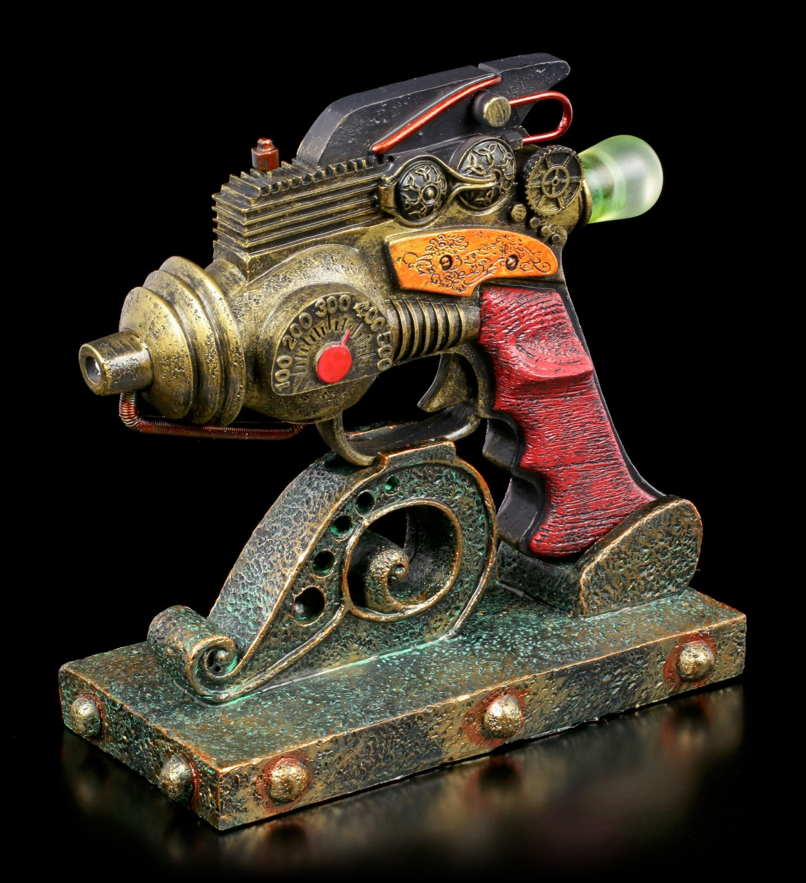 Steampunk Decoration Gun - The Consolidator