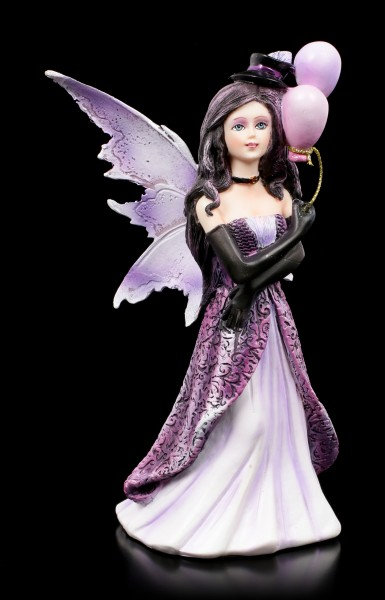 Fairy Figurine - Violette with Balloons