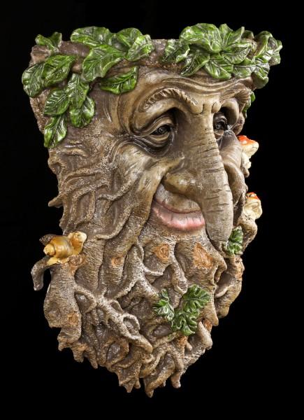 Wandkonsole Greenman - Wylde's Zuversicht