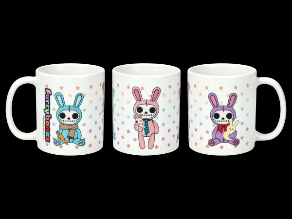 Furrybones Keramik Tasse - Bun-Bun