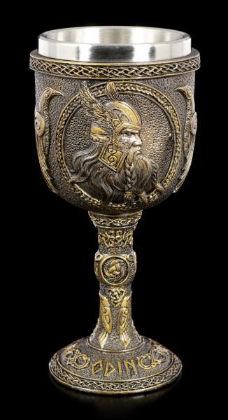Odin Goblet - Nordic God