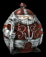 Funny Knight Figurine - Sir Real