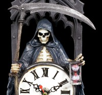 Reaper Tischuhr - Time Waits for no Man