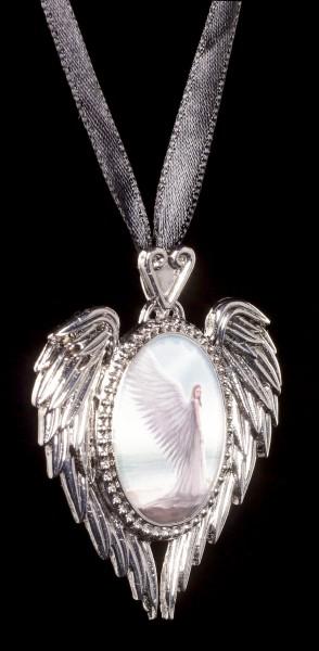 Halskette mit Engel - Spirit Guide