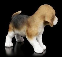Dog Figurine - Beagle Puppy standing